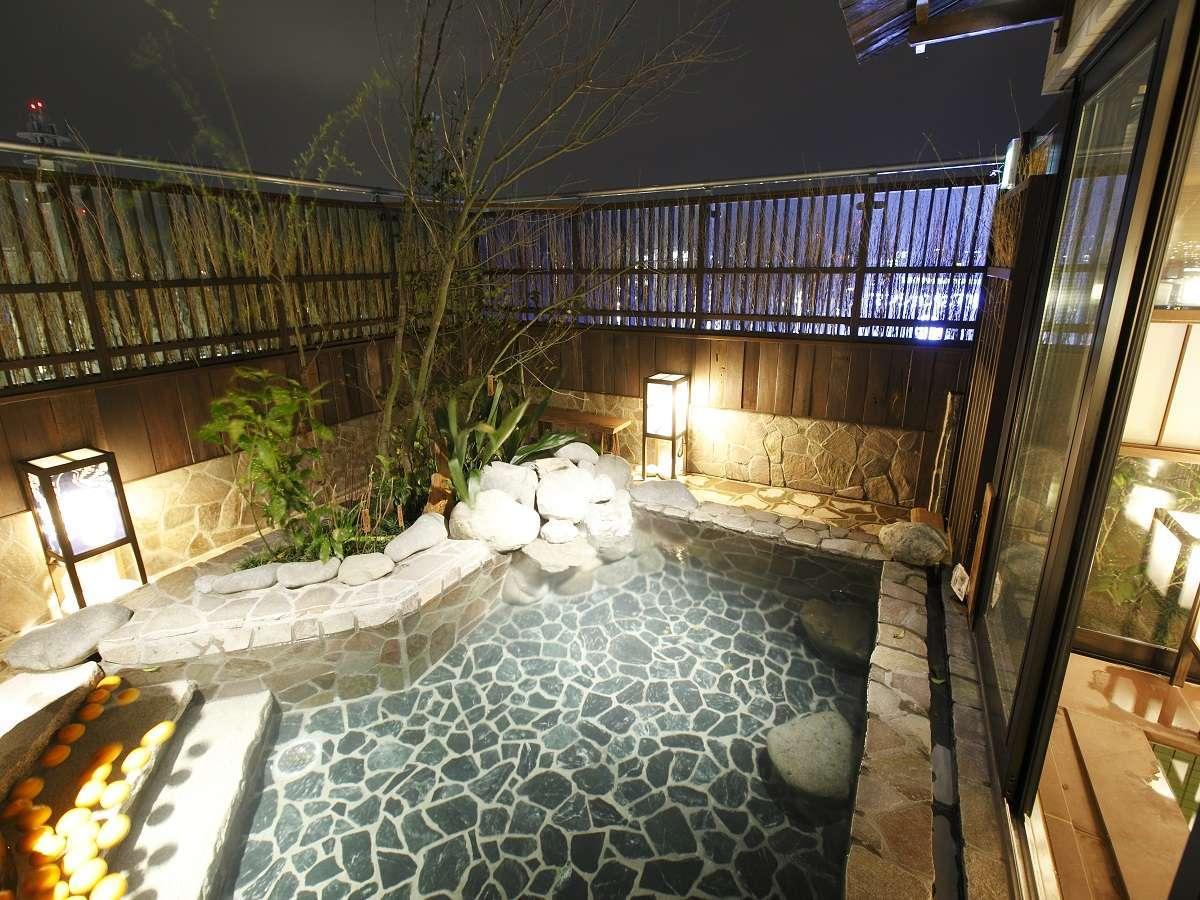 天然温泉 霧桜の湯 ドーミーイン鹿児島 写真