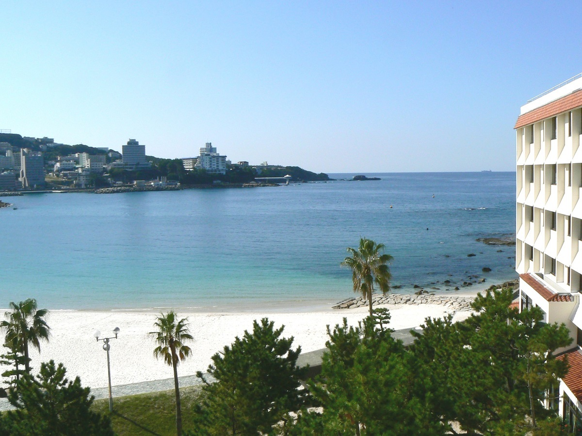 白浜温泉 白良荘グランドホテル