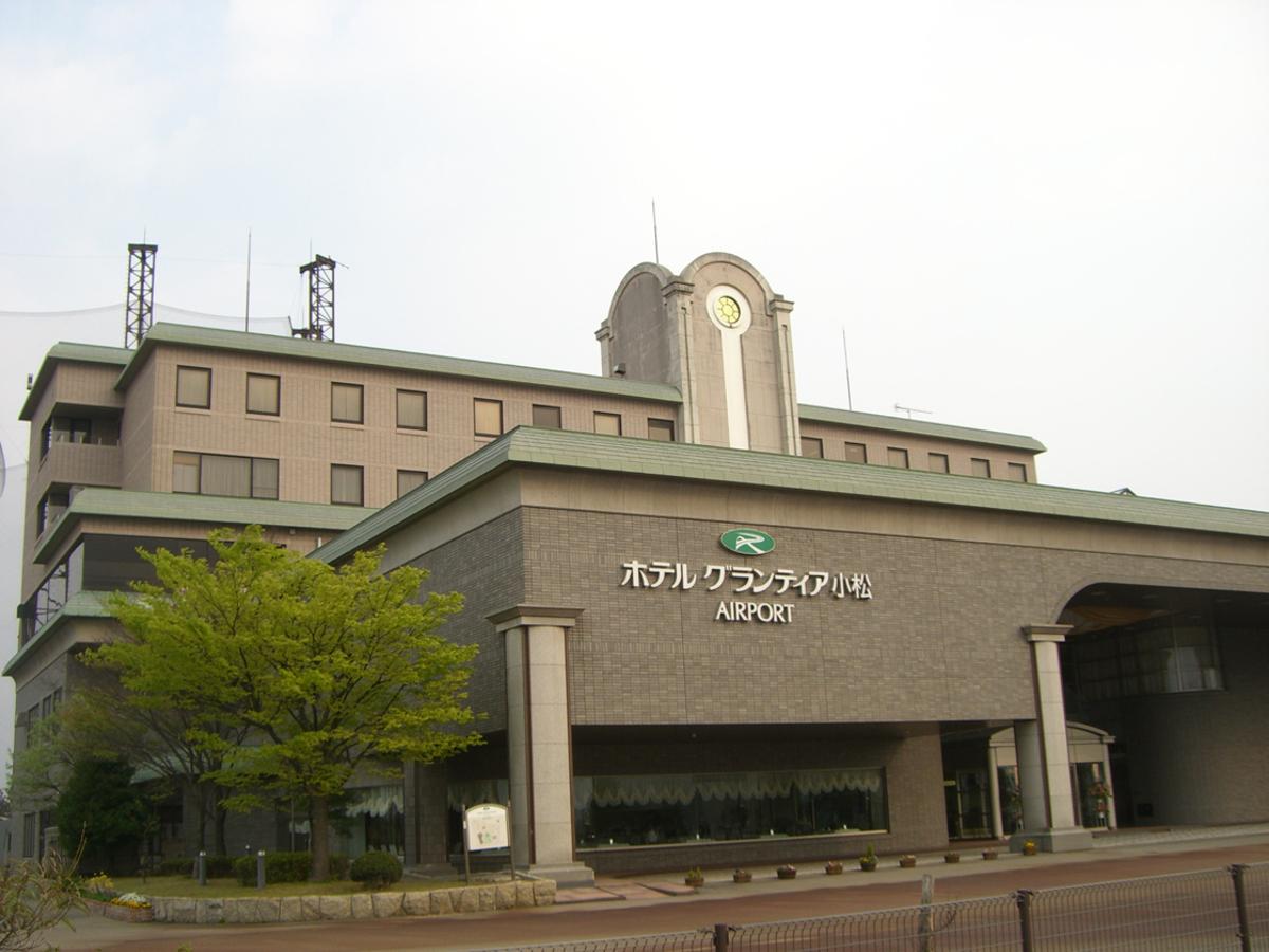 小松天然温泉ルートイングランティア小松エアポート