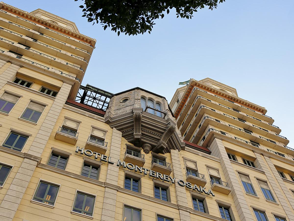 ホテルモントレ大阪 写真