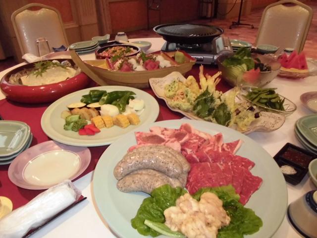 【お子様半額】夏休み限定!ファミリープラン★焼肉&大皿料理