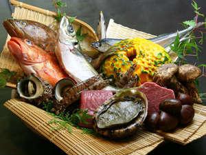 【春・夏・秋オーダーメイド特選会席】 厳選食材をお好みに調理
