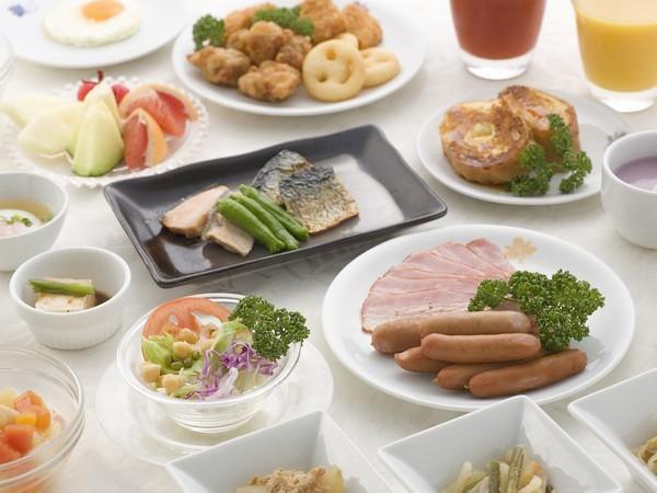 【Simple Stay】充実の30種類朝食バイキング付 写真