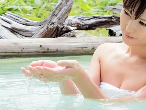 当館1番人気♪【乳白色天然温泉】&絶景露天風呂+バイキング