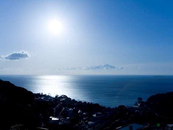 【最上階確約】相模湾の絶景を望むLavistaルーム♪