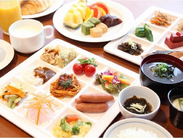 朝食サービス★レストランオープン記念☆バイキング朝食付プラン