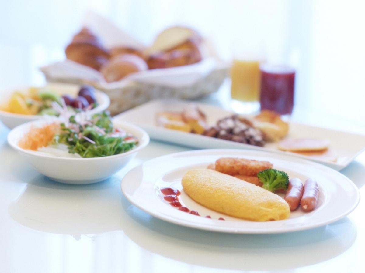 【公式サイト限定】ベストレート ~ホテル自慢の朝食付き~