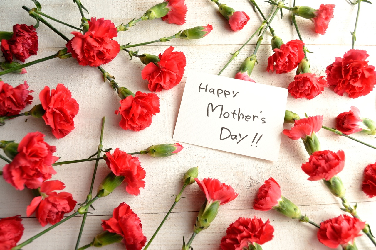 Happy Mother's Month