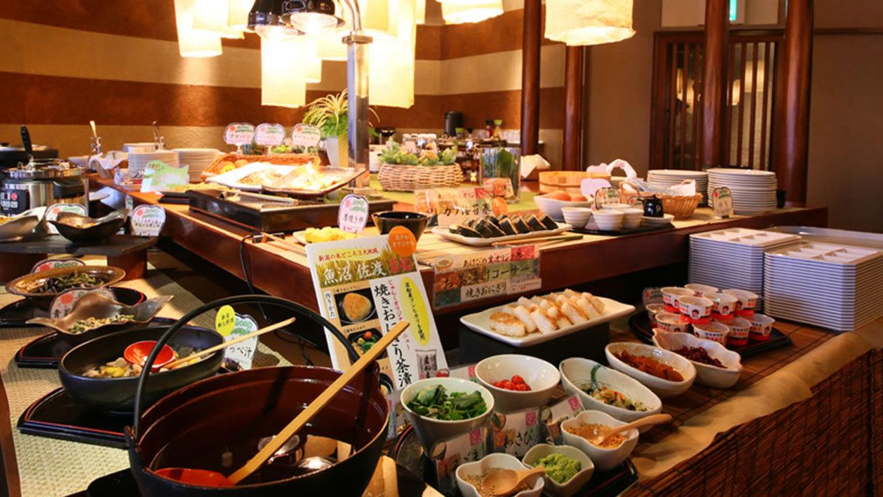 ◎祝!オープン2周年◎大好評の朝食付で5000円ジャスト!