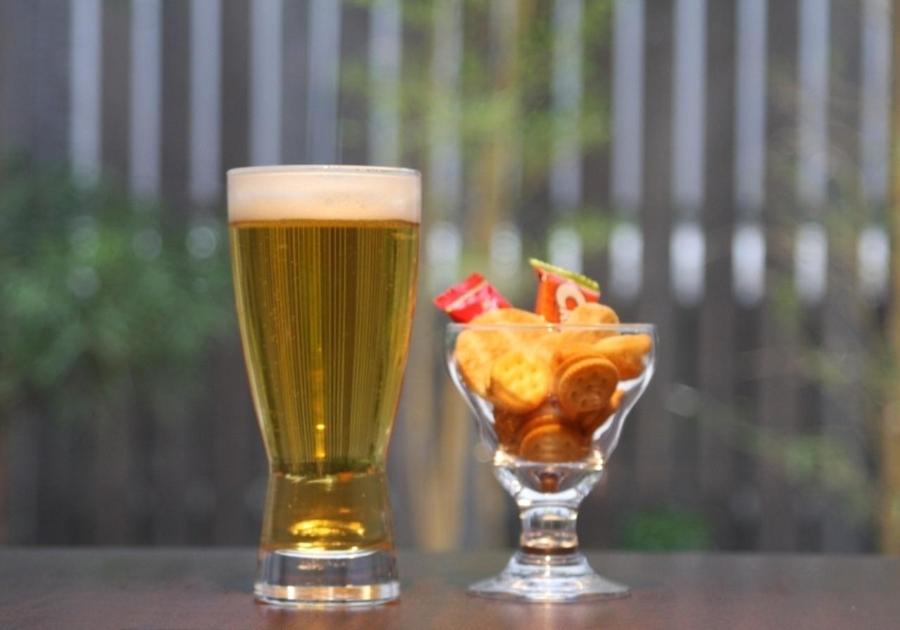 ちょい飲み☆ビール&おつまみ付きプラン(朝食付)