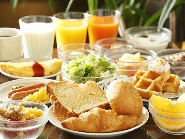 【室数限定】公式HP限定!自慢の朝食付き最安値プラン♪