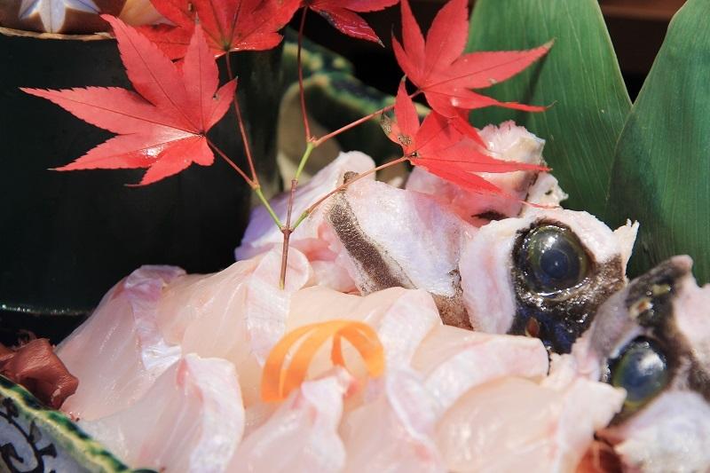 【旬の味覚が満載の特選会席&】クエ×伊勢海老×鮑の3大響宴