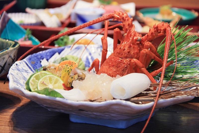 【旬の味覚が満載の特選会席&】クエ×伊勢海老×鮑の3大響宴 写真