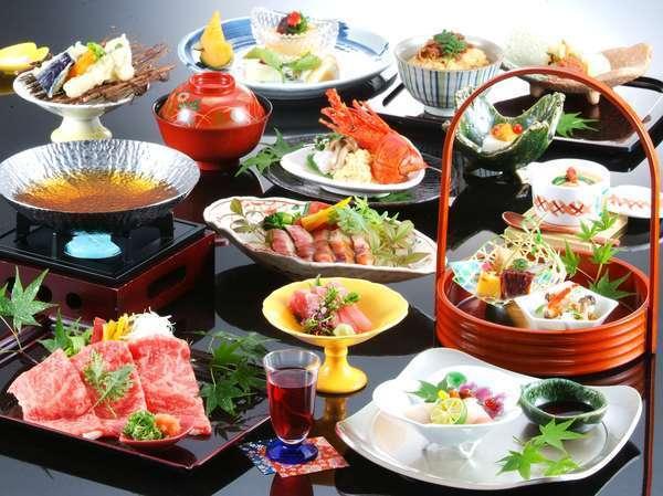 ★【1泊2食付】★人気NO.1★2種類の会席から選べる夕食 写真