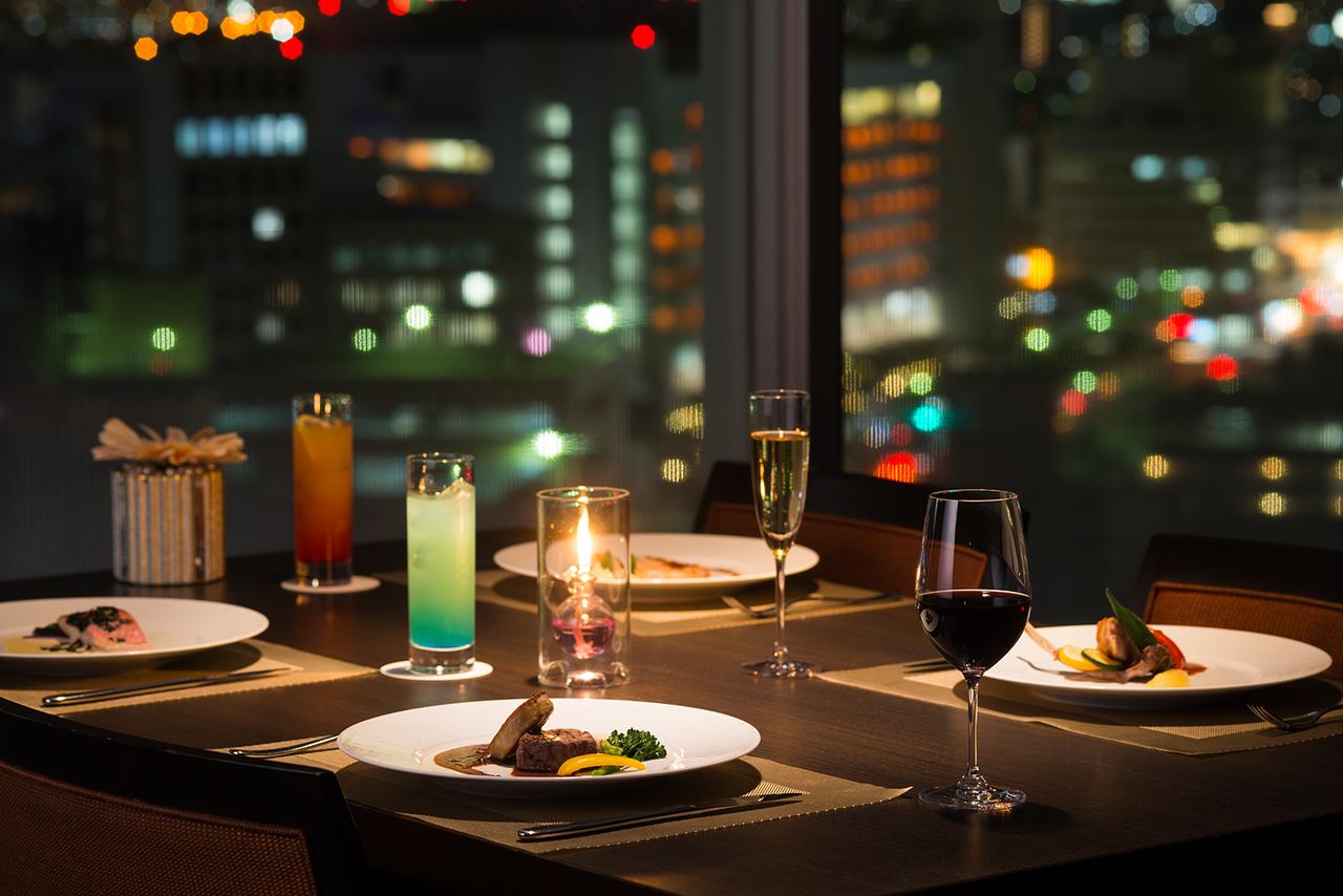 【レストラン】天空女子会