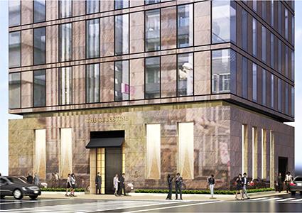 2017年10月5日『ホテル ザ セレスティン銀座』開業