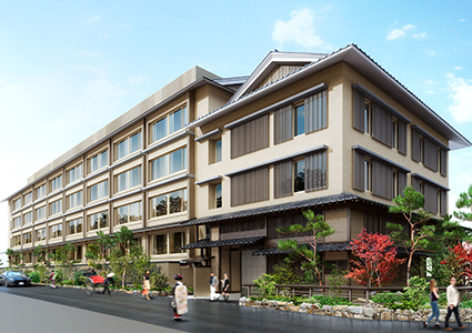 2017年9月7日『ホテル ザ セレスティン京都祇園』開業