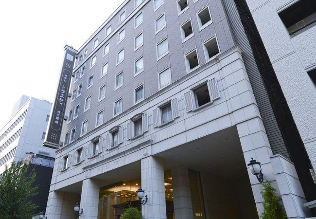ホテルトラスティ名古屋栄 写真