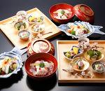 四季折々の旬の素材を活かしたおもてなし 日本料理「隨縁亭」
