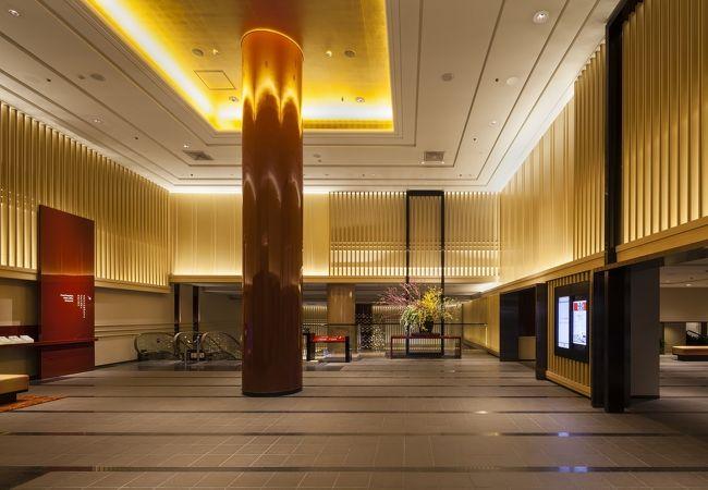 京都東急ホテル 写真