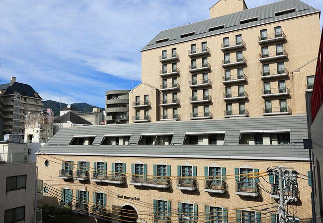 ホテルモントレ神戸 写真