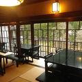 写真:山里会席料理旅館 河鹿園