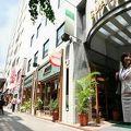 写真:ホテルサーブ渋谷