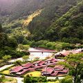 写真:べふ峡温泉