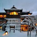 写真:越後長野温泉 嵐渓荘
