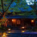 由布院温泉 山荘 無量塔 写真