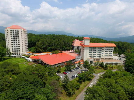 草津温泉 ホテルヴィレッジ 写真