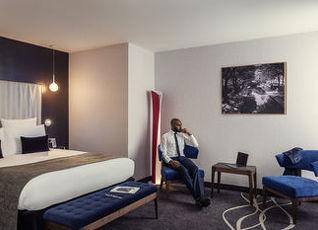 メルキュール パリ オペラ ガルニエ ホテル 写真
