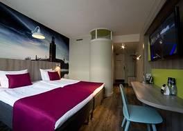 セントラル ホテル 写真