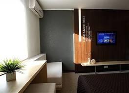 ホテル フューテュロ ビシケク 写真