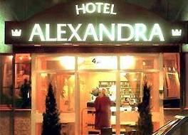 アレクサンドラ ホテル
