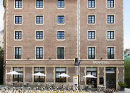 ノボテル ブリュッセル オフ グラン プラス ホテル 写真