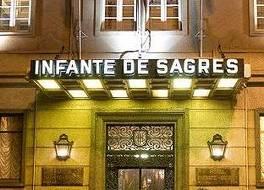 ホテル インファンテ デ サグレス スモール ラグジュアリー ホテルズ オブ ザ ワールド