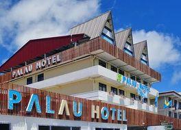 パラウ ホテル 写真