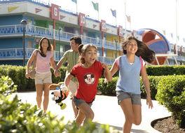 ディズニーズ オールスター スポーツ リゾート 写真