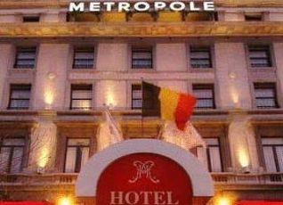 ホテル メトロポール 写真