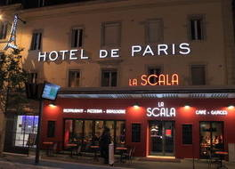 オテル ドゥ パリ 写真