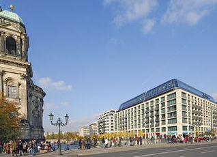 ラディソン ブルー ホテル ベルリン 写真