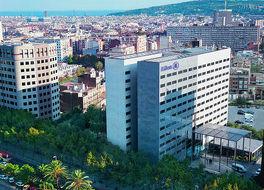 ヒルトン バルセロナ ホテル 写真
