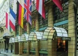 K+K ホテル オペラ 写真