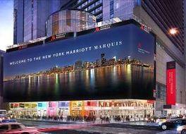ニューヨーク マリオット マーキス タイムズ スクエア 写真