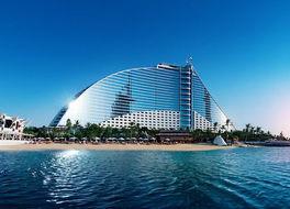ジュメイラ ビーチ ホテル 写真
