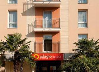 アダージョ アクセス ボルドー ロデス アパートホテル 写真