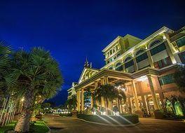パシフィック ホテル 写真