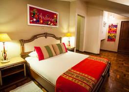 ホテル ロザリオ ラパス 写真