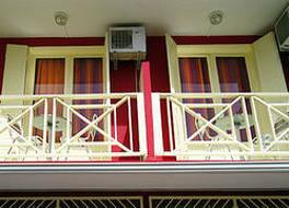 ホテル デュ サントル 写真